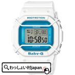 CASIO カシオ BABY-G ベイビージー ベビージー デジタル ビビッドカラー ホワイト 白色 BGD-501FS-7JF レディース 腕時計 送料無料 国内正規品