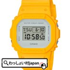 ショッピングShock G-SHOCK Gショック ジーショック カシオ CASIO 黄色 イエロー スピードモデル DW-5600CU-9JF メンズ 腕時計 国内正規品 送料無料 アスレジャー