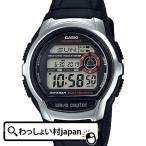 WAVE CEPTOR ウェブセプター CASIO カシオ 電波ソーラー ワールドタイム WV-M60B-1AJF メンズ 腕時計 国内正規品