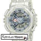 ショッピングShock G-SHOCK Gショック CASIO カシオ ジーショック スケルトン ホワイト GA-110CR-7AJF メンズ 腕時計 国内正規品 送料無料