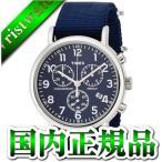 TW2P71300 TIMEX タイメックス 国内正規品 ウィークエンダークロノ ネイビー メンズ腕時計
