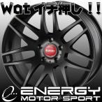 ENERGY TYPE1 BMW E60/E63 19×9.5 +19 120-5H 1本のみ【4色】