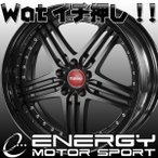 ENERGY INDIVIDUAL TYPE2 BMW 19×9.5 120-5H 1本のみ 【4色】