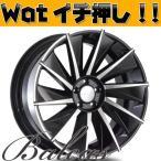 WALD【バルカス B11C】GS/IS,クラウン,カムリ等 20in T/Wset