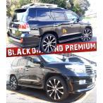 ランドクルーザーランクル200系専用,タンドラ・タコマ!! 24インチ Black Diamond BDPR05 当社特選タイヤ 295/35R24