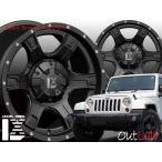LEXXEL OutLaw offroad style ラングラー・グランドチェロキー・エクスプローラー 17インチ ニットー NITTO テラグラップラー 265/65R17,265/70R17,285/70R17