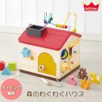 おもちゃ 出産祝い エドインター 森のわくわくハウス 0歳 1歳 男の子 女の子 誕生日 プレゼント ベビー ラッピング無料