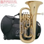 PRESON PR3300GL トリガーなし アウトレット ユーフォニアム ゴールド B♭ 4ピストン コンペンセイティングシステム 管楽器 北海道不可 沖縄不可 離島不可