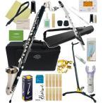 J Michael(Jマイケル) バスクラリネット NUVO プラスチック 楽器 レコーダー付き 新品 Jマイケル 樹脂 本体 おすすめ 管楽器 管理品番 CLB-1800 セット