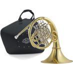 J Michael(Jマイケル) フレンチホルン FH-700 新品 アウトレット B♭ シングルホルン 4ロータリー ホルン 初心者 管楽器 本体 French horn 【 FH700 outlet 】