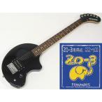 FERNANDES(フェルナンデス) ZO-3 (BLACK)+GSZ500セット【ZO-3+ZO-3専用弦のセット】【ZO3プレゼントキャンペーン 】