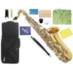 Kaerntner テナーサックス KTN65 新品 ゴールド サックス 初心者 管楽器 ネック 本体 ケース  B♭ 練習用 テナーサクソフォン 楽器  【 KTN-65 セット B 】
