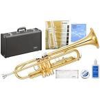 YAMAHA(ヤマハ) 送料無料 YTR-2330 トランペット 日本製 新品 管体 ゴールド 管楽器 B♭ 本体 ケース マウスピース 初心者
