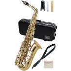 送料無料 Antigua アルトサクソフォン スタンダード ゴールド GL 管楽器 初心者 セット 【 アンティグア アルトサックス 】