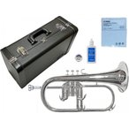 YAMAHA(ヤマハ) 送料無料 銀メッキ フリューゲルホルン YFH-631GS 新品 管楽器 管体 シルバー B♭ 本体 プロフェッショナルモデル 初心者 楽器 Flugelhorn