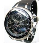 オリス 時計 メンズ ORIS TT3 CHRONOGRAPH 674 7587 7264R 日本正...