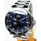 オリス ORIS メンズ腕時計 アクイス スモールセコンド 743 7673 4135M 日本正規品