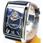 フレデリックコンスタント FREDERIQUE CONSTANT  メンズ腕時計 カレ・ハートビート・ネイビー FC-315DNS4C26 日本正規品