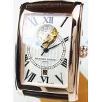 フレデリックコンスタント FREDERIQUE CONSTANT  メンズ腕時計 限定500本 カレ・ハートビート・ゴールドカラー FC-315MS4C24 日本正規品