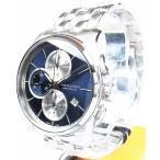 ハミルトン HAMILTON メンズ腕時計 ジャズマスター・ブルー・クロノ H32596141 日本正規品