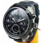 ハミルトン HAMILTON メンズ腕時計 カーキ・オールブラック・自動巻クロノグラフ H71626735 日本正規品