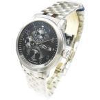ミューレ・グラスヒュッテ 時計 MUHLE GLASHUTTE ビジネスタイマー  メンズ腕時計 M1-30-63MB 日本正規品