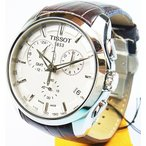 ティソ TISSOT メンズ腕時計 クルティエGMTクロノ T035.439.16.031.00 日本正規品