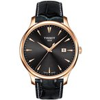 ティソ TISSOT メンズ腕時計 トラディション・ジェンツ T063.610.36.086.00 日本正規品