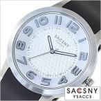新垣結衣さん着用モデルサクスニーイザック 腕時計 時計SY-15063S-WHGY1 セール画像