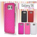 Galaxy S6 SC-05G用 ラインストーンケース docomo ギャラクシー S6 SC-05G スマホケース スマホカバー