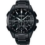 腕時計 セイコー ブライツ SAGA201 ソーラー電波時計 チタン クロノグラフ メンズ 正規品