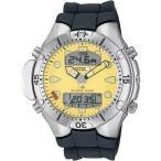シチズン CITIZEN 腕時計 海外モデル AQUALAND DIVER DEPTH METER PROMASTER アクアランドダイバー プロマスター JP1060-01X メンズ