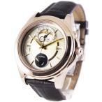シチズン CITIZEN 腕時計 海外モデル ECO-DRIVE MOON PHASE エコドライブ ムーンフェイズ BU0003-02P メンズ
