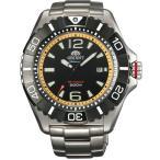 オリエント ORIENT 腕時計 海外モデル AUTOMATIC M-FORCE TITANIUM オートマチック M-フォース ダイバー チタニウム SDV01002B メンズ