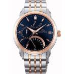 オリエント ORIENT 腕時計 海外モデル STAR RETROGRADE POWER RESERVE スター レトログラード DE00004D メンズ
