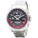 オリエント ORIENT 腕時計 海外モデル AUTOMATIC MULTI YEAR CALENDAR WORLD TIME オートマチック 万年カレンダー EU0B001B メンズ