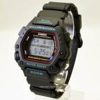 腕時計 デジタル メンズ チープカシオ チプカシ CASIO DW290-1V G-SHOCKみたい BOXなし