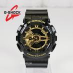 CASIO カシオ G-SHOCK【GA110GB-1A GA110GB【人気の「ブラック/ゴールド」【Gショック 200m防水 メンズ 腕時計【送料無料】