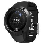 スント SUUNTO SPARTAN TRAINER HR BLACK カラー液晶/タッチパネル ウェアラブル Bluetooth/GPS ブラック メンズ時計 SS022668000