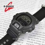 ショッピングShock カシオ CASIO G-SHOCK DW6900BBN-1  ミリタリー ブラック  クロスバンド クールでタフ 男性 メンズ 腕時計