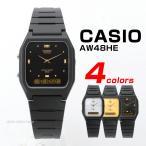 ショッピングチープカシオ CASIO カシオ 腕時計チープカシオ アナデジストップウオッチ アラーム付AW48HE-1A/AW48HE-7A/AW48HE-8A/AW48HE-9A