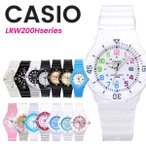 CASIO カシオ 時計  LRW200H LRW-200Hシリーズ 100M防水 カレンダー付 チープカシオ チプカシ プチプラ 女性 レディース キッズ 子供 腕時計
