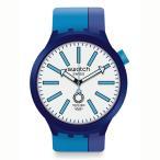TOKYO 2020 腕時計 swatch ビッグボールド SO27Z100 BIG BOLD BB AI BLUE BB・アイ・ブルー 安心の【2年保証】