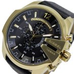ディーゼル DIESEL ストロングホールド メンズ クオーツ クロノ 腕時計 DZ4344