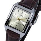 【店内2個以上で送料無料】カシオ CASIO クオーツ レディース 腕時計 LTP-V007L-9E シャンパンゴールド