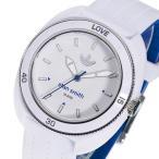 アディダス スタンスミス クオーツ レディース 腕時計 ADH3123 ホワイト/ブルー