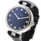 グッチ GUCCI ディアマンティッシマ クオーツ レディース 腕時計 YA141403 ブラック