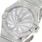 オメガ OMEGA コンステレーション 自動巻き レディース 腕時計 123.55.31.20.55.009 ホワイトパール/シルバー