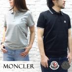 モンクレール ポロシャツ 半袖 メンズ モンクレ 鹿の子 選べる11type MONCLER Sサイズ メンズ レディース 男女兼用 ユニセックス