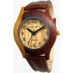 Tense テンス Wood G8003I Men's Sandalwood Watch 男性用 メンズ 腕時計